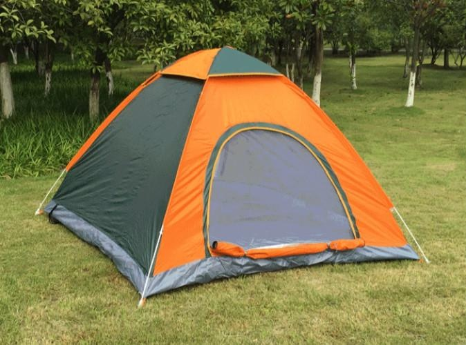 Instant Pop Up Backpacking Tents 3-4 person C&ing Hiking TentAutomatic Setup Easy Fold back ... & Philippines | Instant Pop Up Backpacking Tents 3-4 person Camping ...
