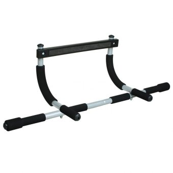 Iron Gym Total Upper Body Exercise Bar (Silver/Black)