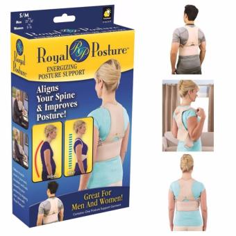 J&J Royal Posture Back Supporter -Small Price Philippines
