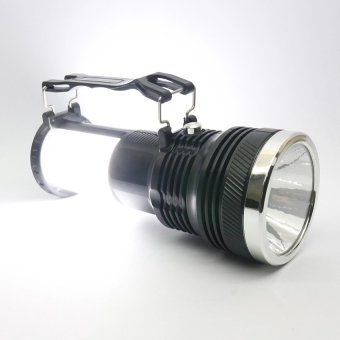 J&J YJ-2881T Solar and Rechargeable Portable Lamp/Flashlight(Black) Price Philippines
