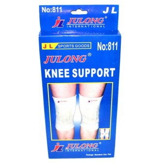 Julong MT-811 Elastic Knee Support blue for bicycle motorcyclesport Fitness/volleyball/football/basketball