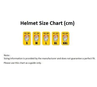 Just 1 by Nitek Motard 0003 Raptor Helmet (Black) - 3
