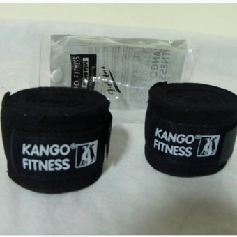 Kango Boxing Hand Wraps BLACK