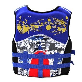 Kids Life jackets Child Swimming vest Drift vest - intl - 4