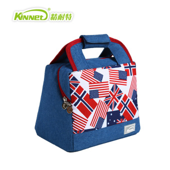 Kinnet cowboy thick ice pack portable cooler bag