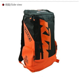 KTM K-B261 Backpack for Motorcycle and Bike, Riding Bag FashionOutdoor Motorcycle Rider Equipment Package Black with Orange - Intl Price Philippines