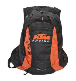 KTM motorcycle backpack motocross motorized waterproof coverbackpack outdoor camping hiking package bag - 3