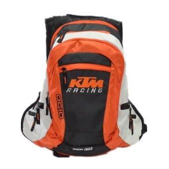 KTM motorcycle backpack motocross motorized waterproof coverbackpack outdoor camping hiking package bag - 4