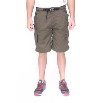Lagalag Bulakbol Shorts for Men (FATIGUE) - 2