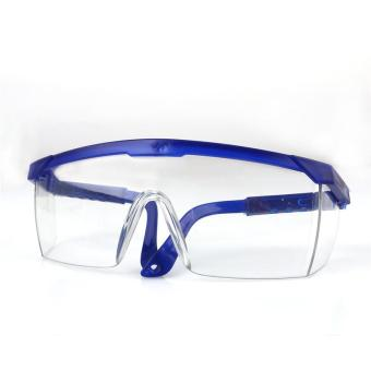 LALANG Goggles NERF Telescoping Temples Grinding Dust Anti-ImpactProtection Goggles Labor (Blue) - Intl Price Philippines