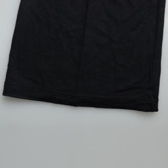Long Sleeve Wrist-slimed Yoga Clothing Size L Black - INTL - picture 2