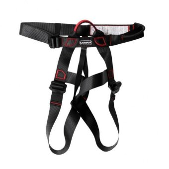 MagiDeal New Rock Climbing Sit Harness + 35KN Figure 8 Belay Device + 25KN Carabiner - intl - 2