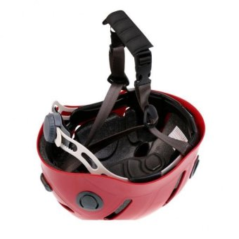 MagiDeal Professional Climbing Hard Hat Helmet Caving Rescue Head Protector for Kids - intl - 3