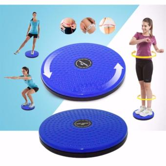 Magnet Balance Rotating Trimmer Fitness Core Waist Twisting Disc