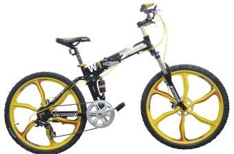 Southern Star 66cm 26 Terrain Dual Suspension Mens Bike Review