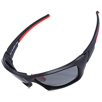 Men Sports Windproof Polarized Sun Glasses - intl