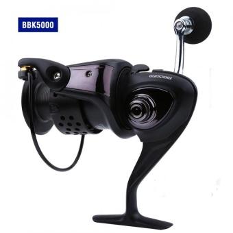 Metal Heavy Duty Spinning Fishing Reel 2000 - 6000 Series (5000) - intl - 2