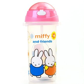 MF-588-1 Childrens Soft Straw Cup 500ml - Intl