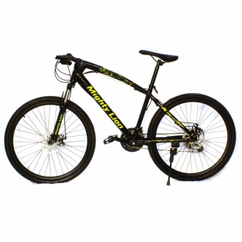 "Mighty Lion Cavalier 26"" Microshift Mountain Bike (Black) Price Philippines"
