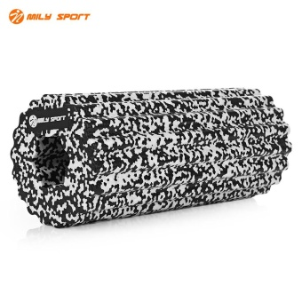 MILY SPORT Muscle Feet High Density Lightweight Yoga EPP FoamRoller For Gym Exercises Physio Massage Stretching - intl