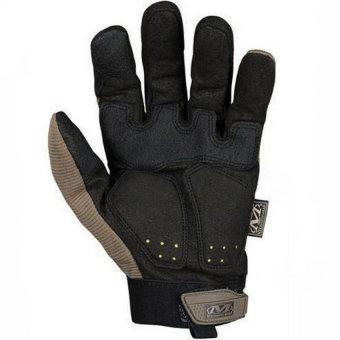 Moonar Sports Combat Motorcross Gloves (Brown) - 2