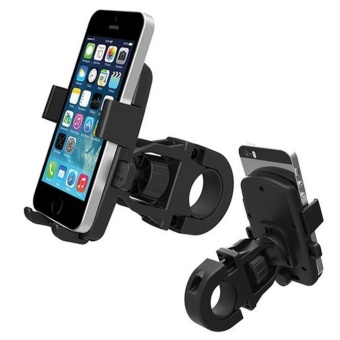 Moonar Universal Cellphone Holder For Mountain Bike Bicycle Mobile Phone Mount Bracket ABS - intl