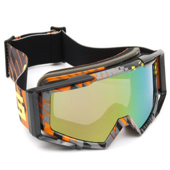 Motocross Motorcycle Goggles Anti-Fog UV Protection ATV Quad MX Bike Eyewear