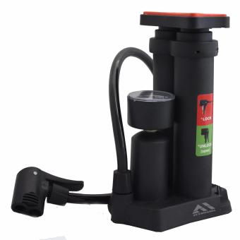 Motogear PUMP-006 High Pressure Mini Foot Pump
