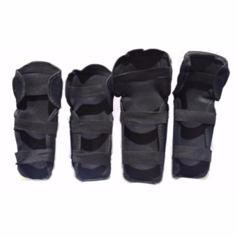 Motor Cross Protective Knee Pad and elbow pad Standard size - 2