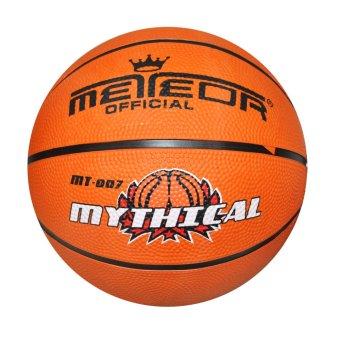 MT-007 Basketball Rubber Mini Orange
