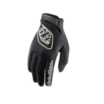 MTB Cycling Bicycle Bike Motorcycle Sport Full Finger Gloves Black& M - intl