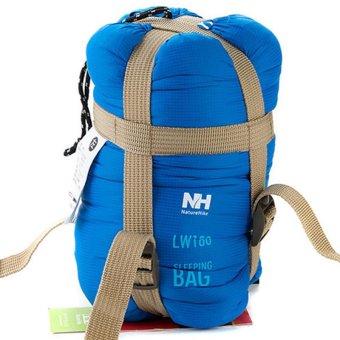 Naturehike Lightweight Camping Sleeping Bag (Blue) - picture 2
