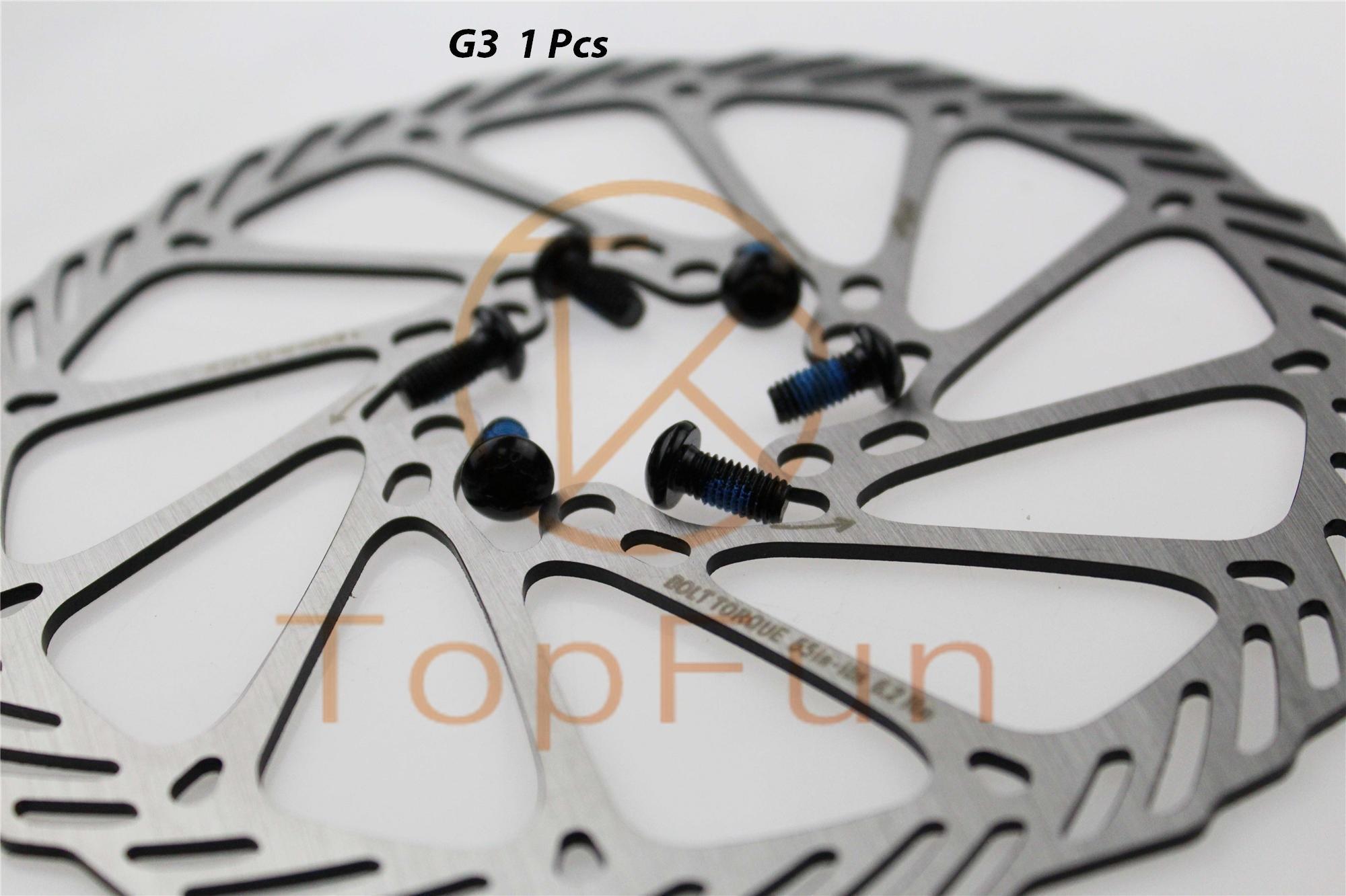 Philippines New Genuine Avid Hs1 G3 Disc Brake Rotor 160mm With Sram Centerline 180mm 1pc Bolts Bb5 Bb7 Intl