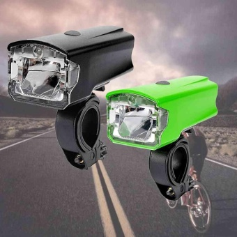 New LED USB Rechargeable Bicycle Bike Cycling Front Head Light LampFor Night Light - intl Price Philippines