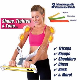 New Wonder Arms Good Figure Fitness Arm Upper Body Workout System