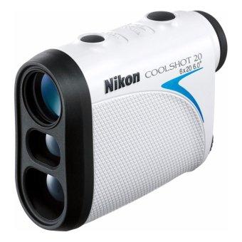 Nikon COOLSHOT 6 x 20 Golf Rangefinder - intl - 5