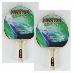 Nimatsu Leisure Table Tennis Paddles Set Of 2