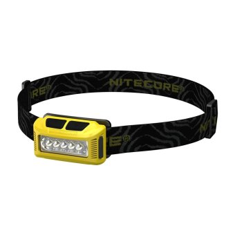NITECORE NU10 160 Lumen 5 x High Performance LED USB Rechargeable Camping Running Fishing Outdoor Sports HeadLamp Waterproof Flashlight - intl Price Philippines