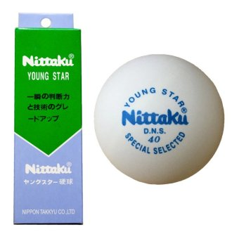 Nittaku Young Star 40 Table Tennis Balls Price Philippines