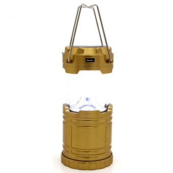 No.G-85 Rechargeable Solar Camping Lantern Emergency LED Light