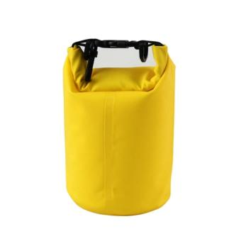Ocean Pack 2 Portable Water Proof Nautical Dry Travel Tote Bag(Yellow) - 2