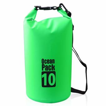 Ocean Pack Portable Barrel-Shaped Waterproof Dry Bag 10L Price Philippines