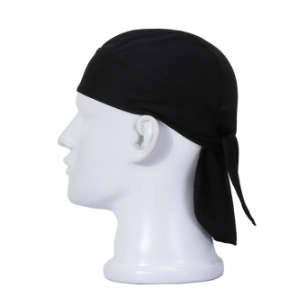 OEM Cycling Bandana Hat Bike Bicycle Outdoor Sports Headscarf Pirate Black - picture 2