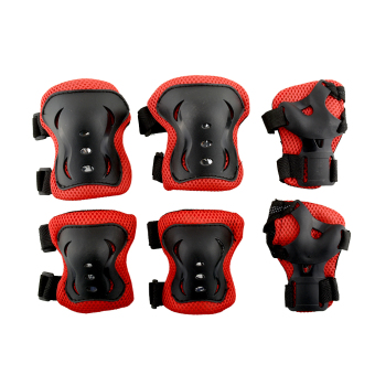 OEM Kid Roller Skating Riding Sports Knee Elbow Wrist Protective Guard Pad