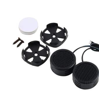 OH 2 x 500 Watts Super Power Loud Dome Tweeter Speakers for Car 500W