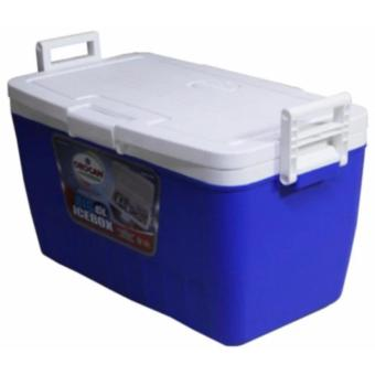 Orocan Ice Box Chest Insulated Cooler 45-Liters (Blue) - 2