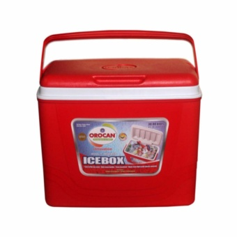 Orocan Ice Box Chest Insulated Cooler 8-Liters