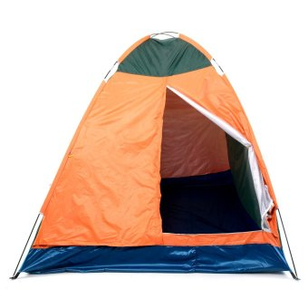 Outdoor Essentials 8-Person Tent (Blue)