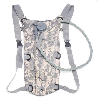 Outdoor Essentials Water Container Backpack (Light Camouflage)