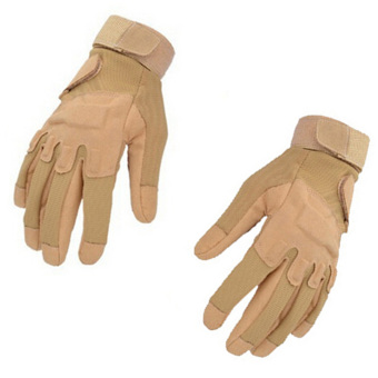 Outdoor Product Airsoft Hunting Cycling Motorcycle Driving TacticalHand Gloves Desert (Intl) Price Philippines